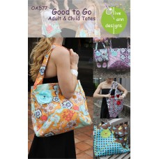 Good to Go Totes - PDF Download Version